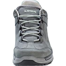 Lowa Locarno GTX Lage Schoenen Dames, graphite/jade